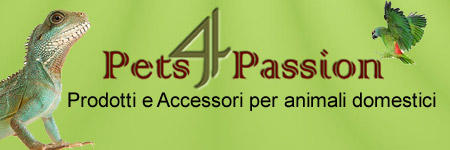 Acquista su Pets 4 Passion